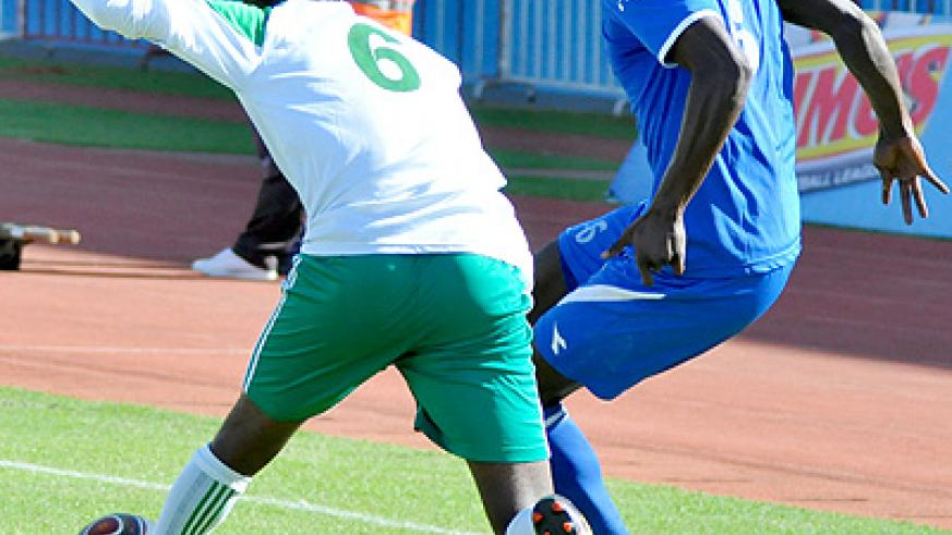 Rayon Sports has won four of the last five most recent matches against Kiyovu and they will be looking to make it five in six this afternoon at Amahoro stadium. Saturday Sport/ P. Muzogeye