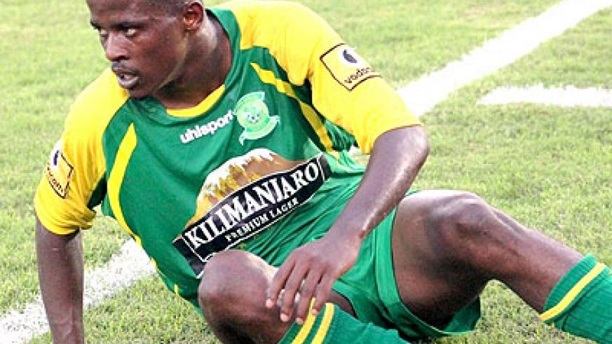 Haruna Niyonzima is not only one of the highest paid players in Tanzania but also the most popular among Yanga fans. Times Sport/ File.