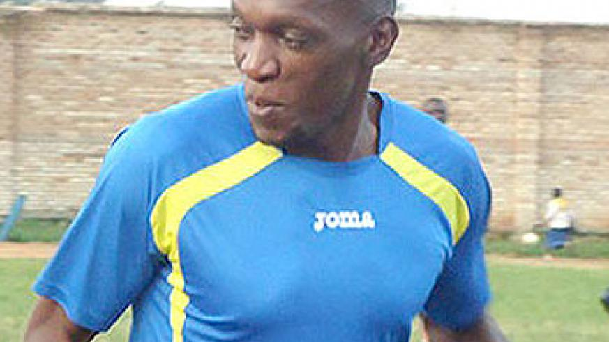 Kagere signed for Rwf9m from Police. Saturday Sport/ File.