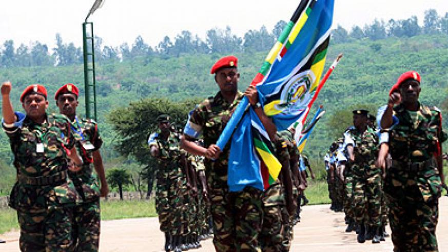 A similar exercise was held in Rwanda at RDF Command and Staff College  in 2011. Saturday Times/ File.