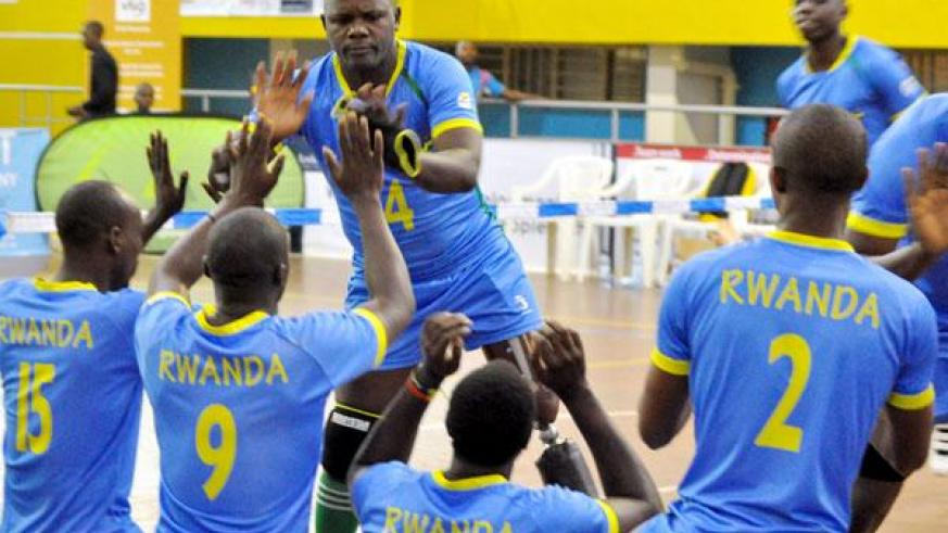 Rwanda lost one game on day one against Germany 30-28.