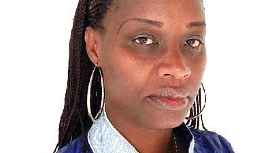 Jackie Gatera the brain behind Le Bambou. The New Times/Courtesy
