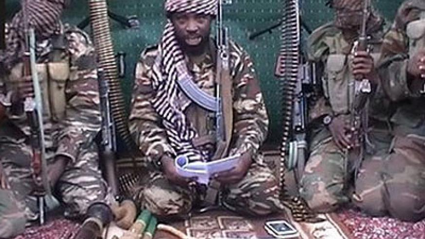 Most of the dead are thought to be connected to the militant group Boko Haram. Net photo.