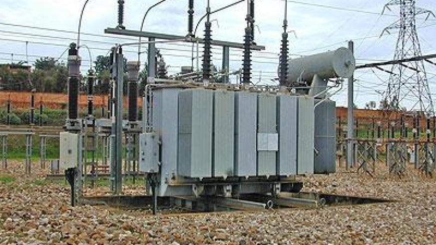 A power sub-station. More electricity is needed for industrial production. Sunday Times/File