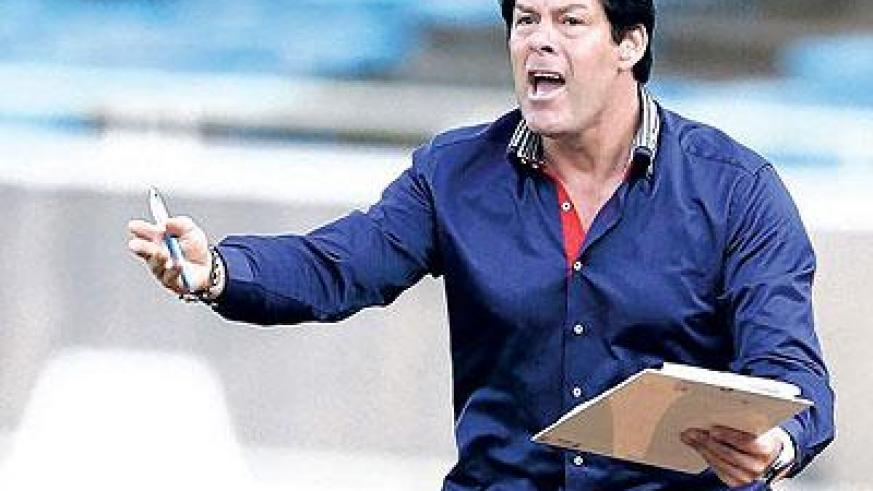 Luc Eymael is not a stranger to his region following stints with Vita Club and AFC Leopards. Net photo.