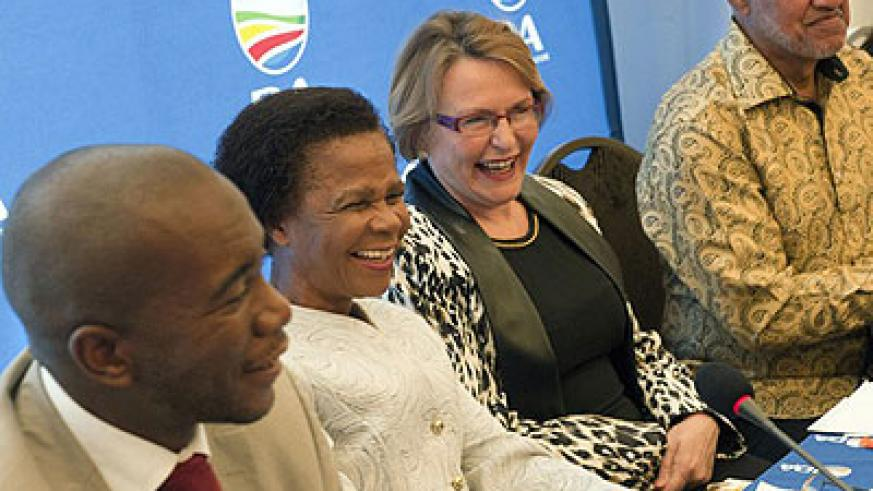 The Democratic Alliance party blames Ramphele for the collapse of the merger plan. Net photo.