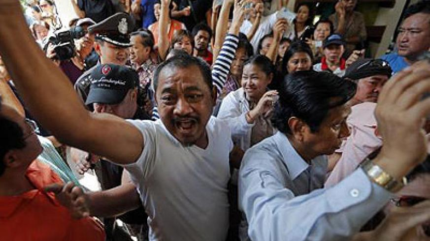 Protesters vow to nullify election, step up rallies after polls marred by disruptions. Net photo.