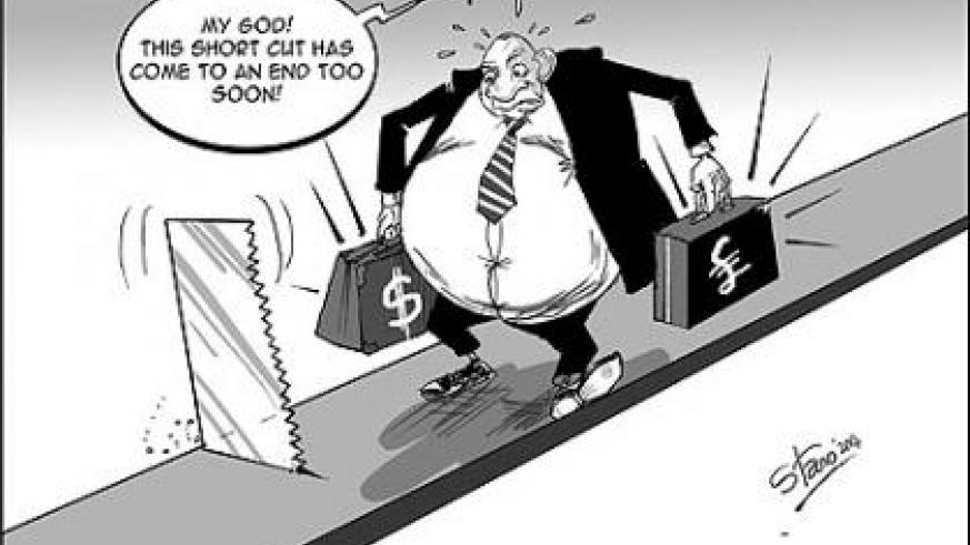 Members of Parliament last week passed a draft law on recovery of ill-gotten wealth.