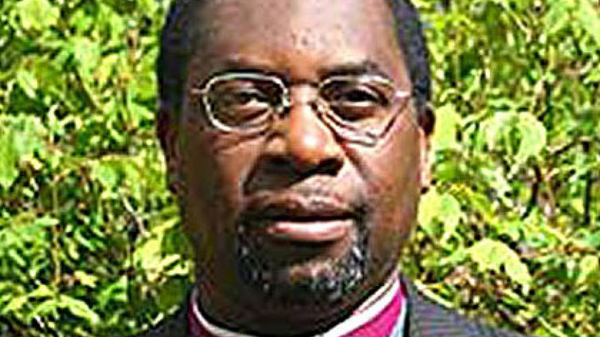 Bishop Ruhumuliza is being implicated for alleged role in the 1994 Genocide against the Tutsi. Net Photo.
