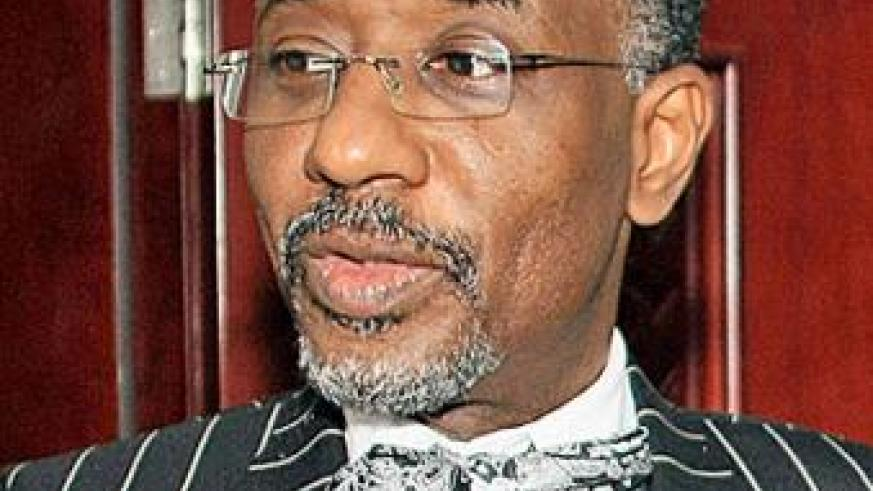 Lamido Sanusi was named central bank governor of the year for 2010. Sanusi was accused of 'financial recklessness and misconduct' after revealing missing billions. Net photo.