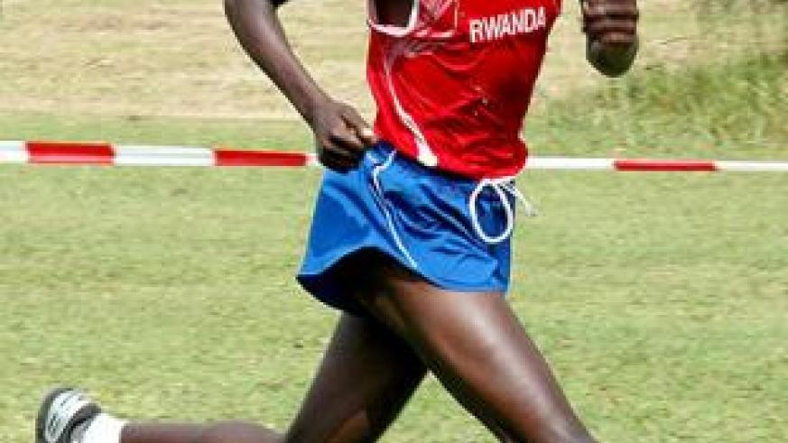Godfrey Rutayisire is one of the most experiened runners on the team for this year's event. File