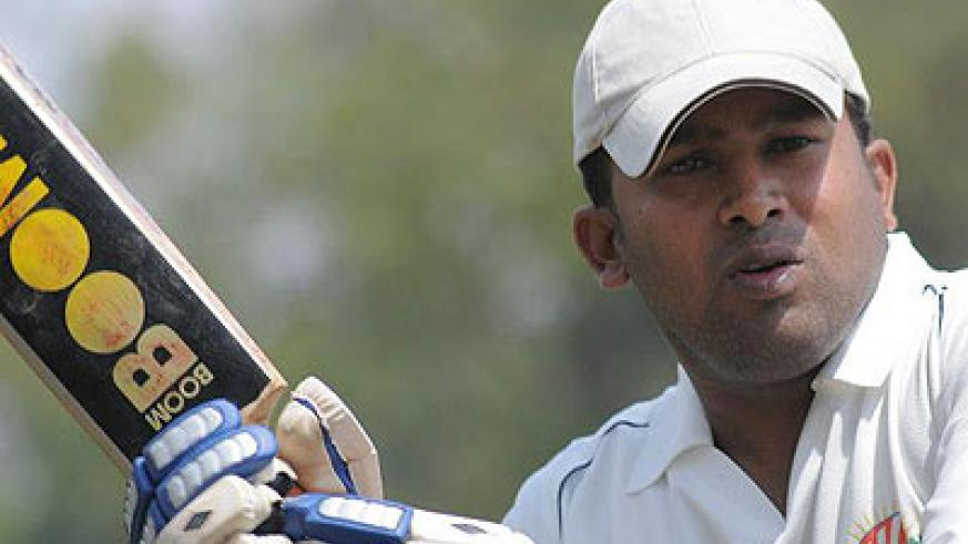 Vinit Chauhan scored 42 runs to guide Indorwa to their first win of the season. Courtesy