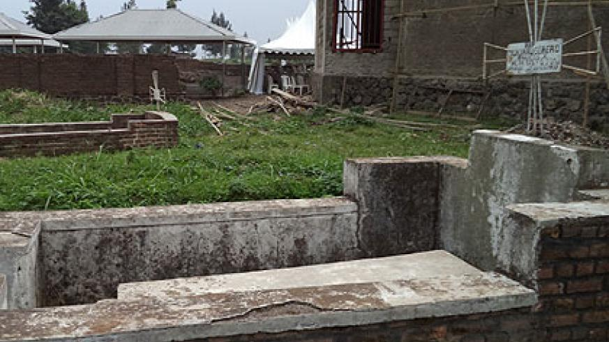 Some of the Bagogwe killed in Gisenyi were dumped at Commune Rouge, according to eyewitnesses. Jean-Pierre Bucyensenge