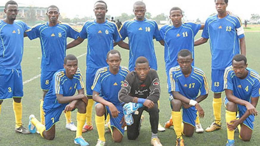 Second division side Rwamagana FC will play holders, AS Kigali in the next round of Peace Cup. Bonnie Mugabe