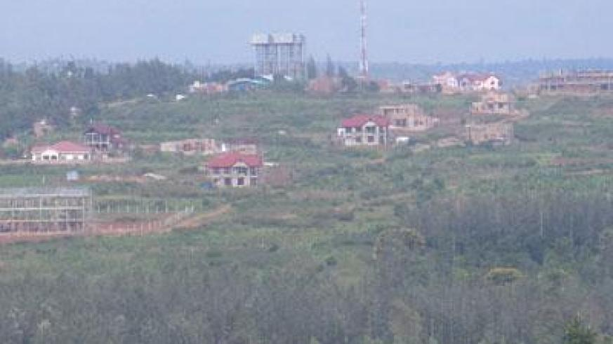 A view of part of Nyarugunga. The area is quiet and has a unique and serene environment. (Pontian Kabeera)