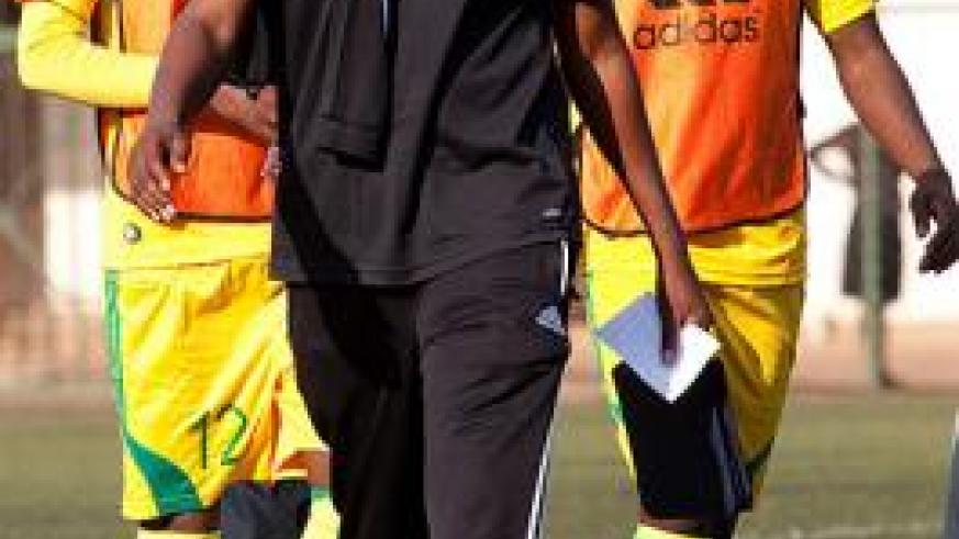 Head coach André Gasambungo has praised his players and urged them to remain focused on the next assignment against Jadida of Morocco.Timothy Kisambira.