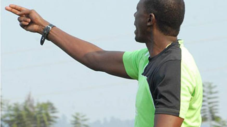 Rwanda has won two of 12 competitive matches under  Eric Nshimiyimana as head coach since he took over the reign in March last year. (File)
