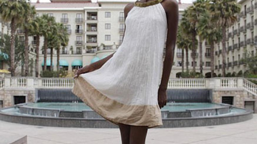 A model wearing YeFikir clothing. Growing international recognition for designers in Ethiopia and Africa is partly a result of growing demand for ethically-produced fashion designs....