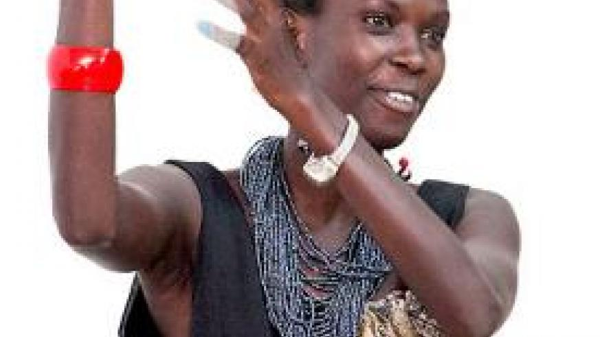 Mbabazi says that venturing into the fashion industry was a big risk she undertook.