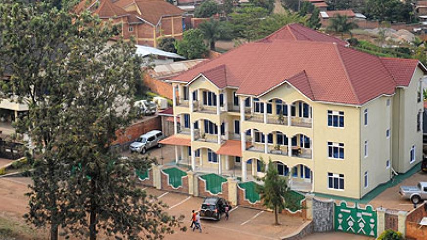 The country's Vision 2020 projects that 30 per cent of Rwanda's population will be settled in urban areas. (John Mbanda)