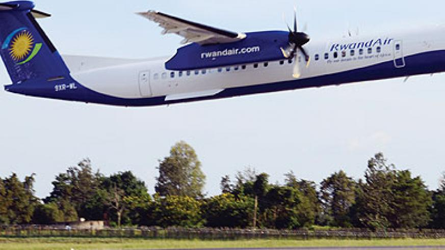 RwandAir has boosted its fleet to enable it serve travellers better. (Courtesy)