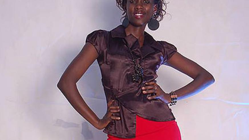 Mbabazi is a multi-talented young woman. (Courtesy)
