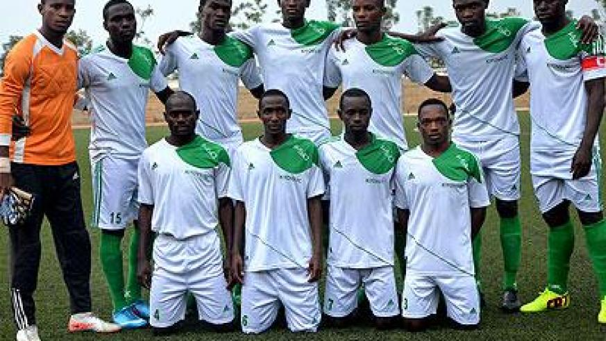 SC Kiyovu players have not received their salaries for the past five months, according to reliable sources, but the club president says it's just one month and a half. (File)