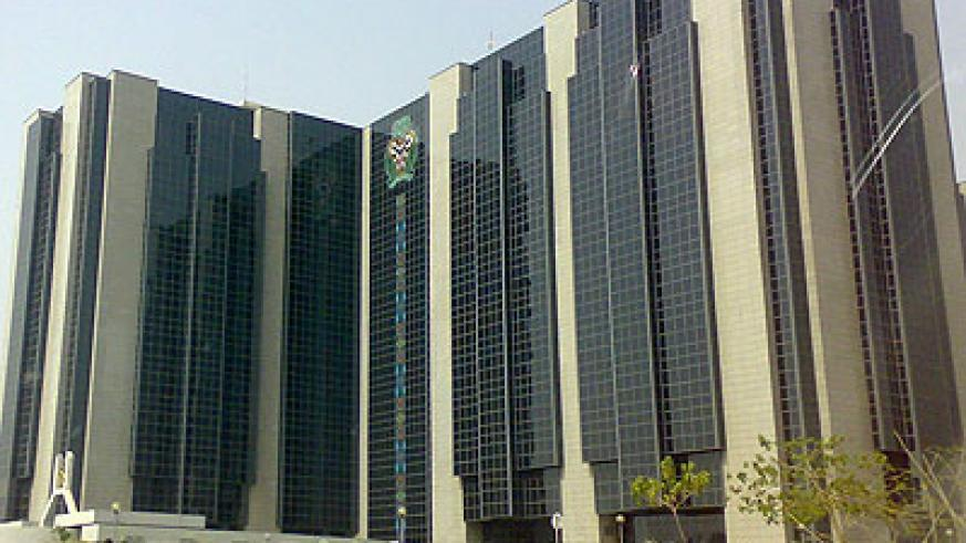 Central Bank of Nigeria, the continent's largest economy. (Internet photo)
