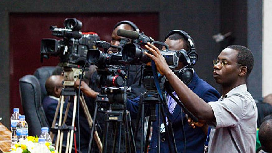 It is believed that the media, without raising any hand or weapon, greatly contributed to the outbreak of the 1994 Genocide against the Tutsi. (File)
