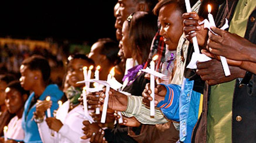 Rwanda is observing a national week of mourning in remembrance of the Genocide victims. (File)