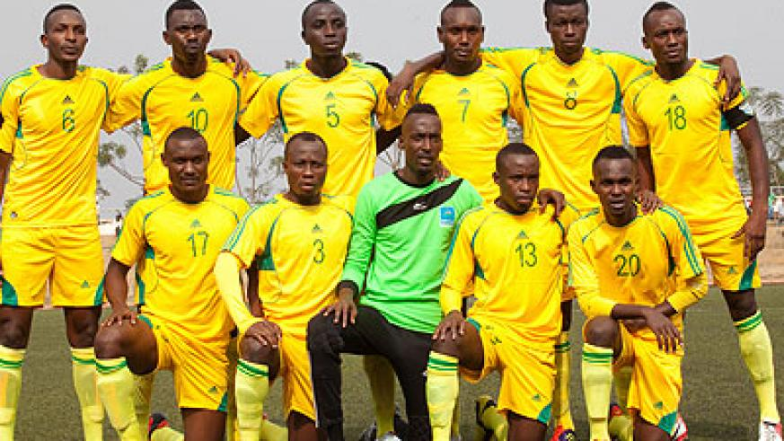 Defending champions AS Kigali will play against second division side Rwamagana in the quarter-finals tomorrow. Timothy Kisambira.