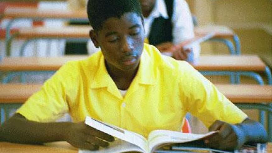 Many Africans do not like reading. Some people have argued that for more Africans to adopt a reading culture, they must develop interest in writing. (Internet photo)
