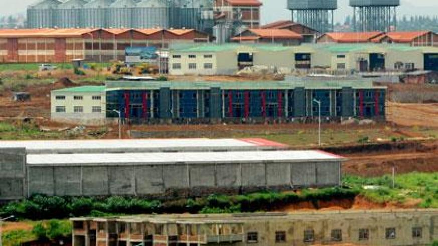 Businesses are setting up at the Kigali Economic Zone, but bank lending rates are a major concern. (File)