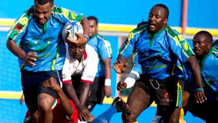 Silverbacks are set to begin training today in preparation for next month's Safaricom 7s tourney. (Timothy Kisambira)