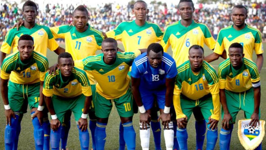 Amavubi players have been promised to get their pending bonuses of close to Rwf4million each on Wednesday. (Timothy Kisambira)