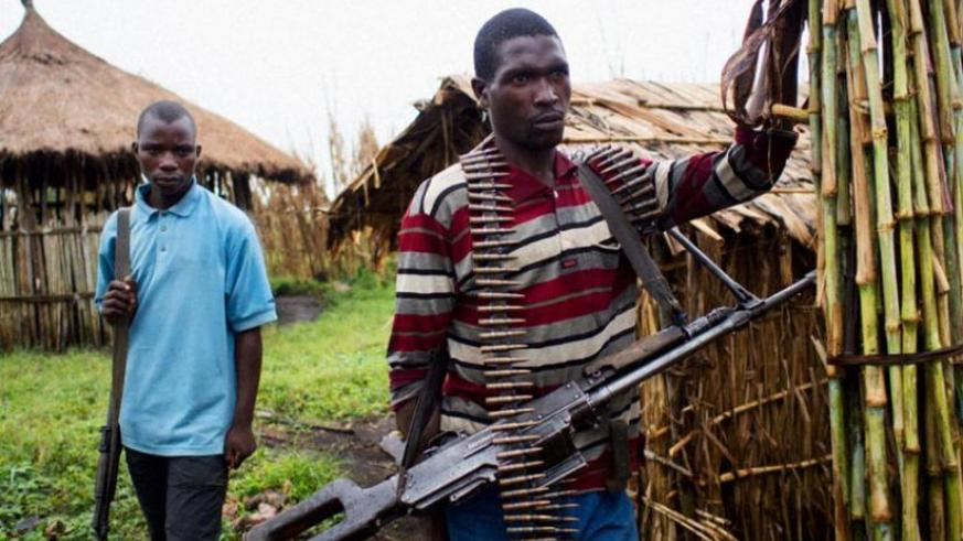 FDLR members are accused of genocide, mass rape and other human rights violations. (Al Jazeera Photo)