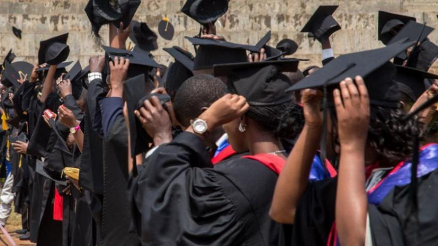 The draft law on University education loan schemes compels employers to enforce repayment, failure of which will attract penalties. (Doreen Umutesi)