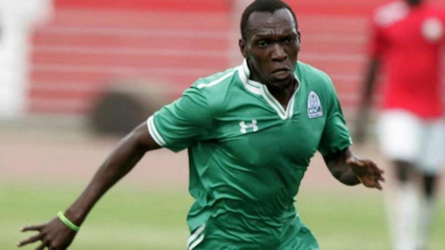 Kagere left Gor Mahia in January following breakdown in contract negotiations. (File)