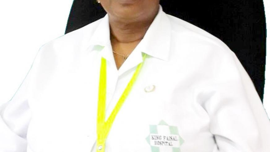 Josephine Murekezi boasts of a 31 year-long career in midwifery. (S. Kantengwa)