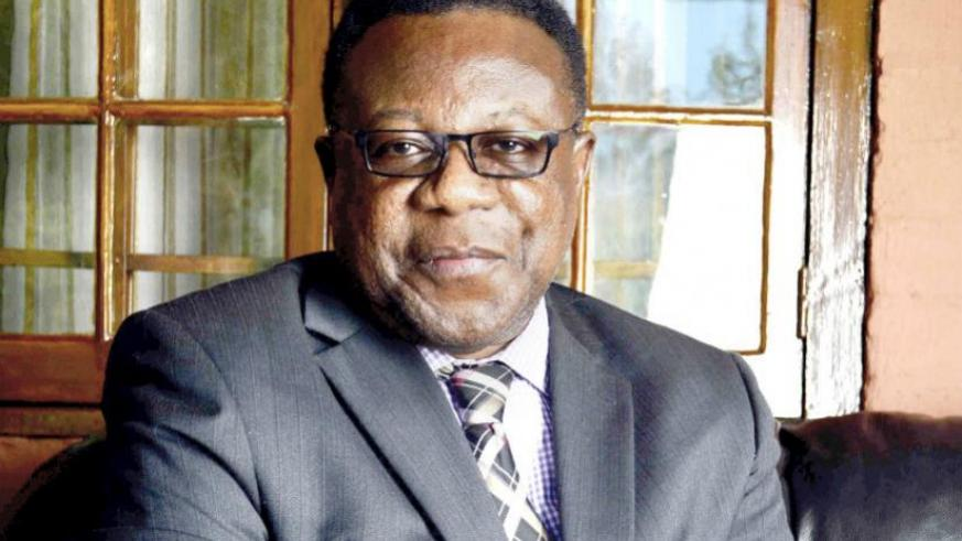 Prof. Nnadozie says Africa needs to strengthen capacity building. / Courtesy