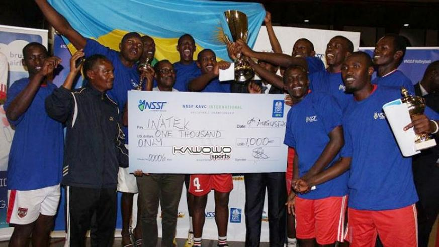 UNIK won the 2015 KAVC Memorial tourney, their second title in three finals since 2013. / File.
