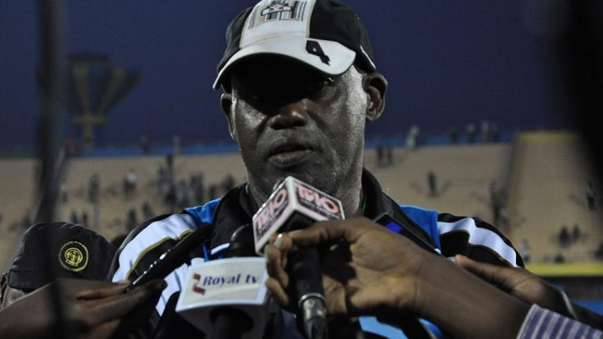 Newly appointed APR FC head coach Gilbert Yaoundé Kanyankore has admitted that lack of coordination between his players was the reason his team lost the first game of the 2016 EAC....