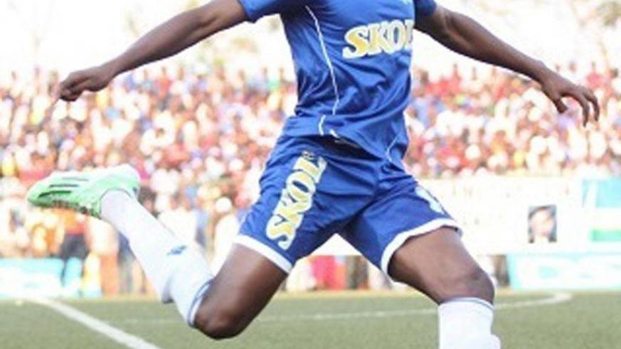 James Tubane rejoins AS Kigali from Rayon Sports on a two-year deal. (File)