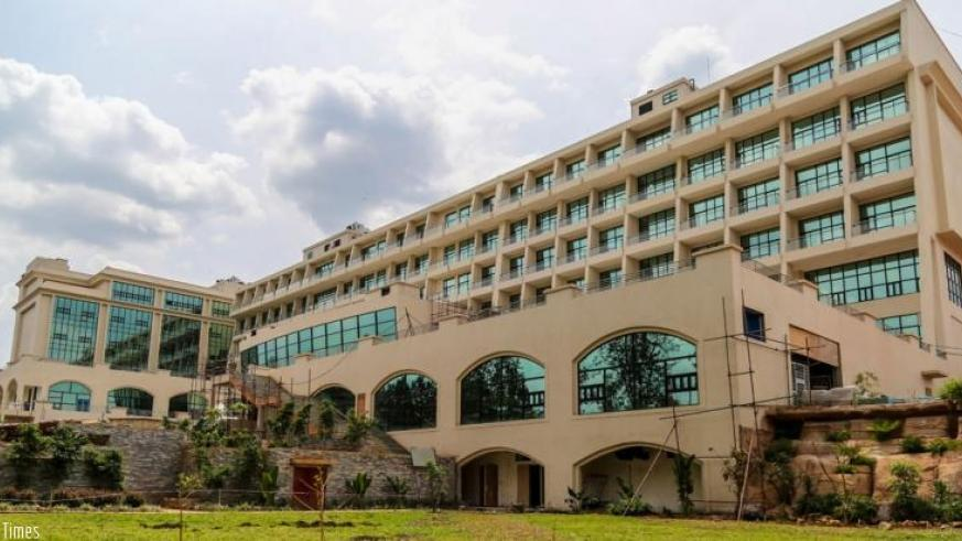 Marriot Kigali Hotel. Marriot is one of the international hotel brands that have openned shop in Kigali in recent past. (File photo)