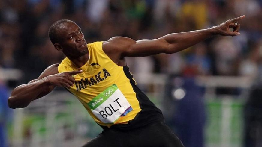 Bolt confirmed that the 200m was his last individual Olympic race (Net Photo)