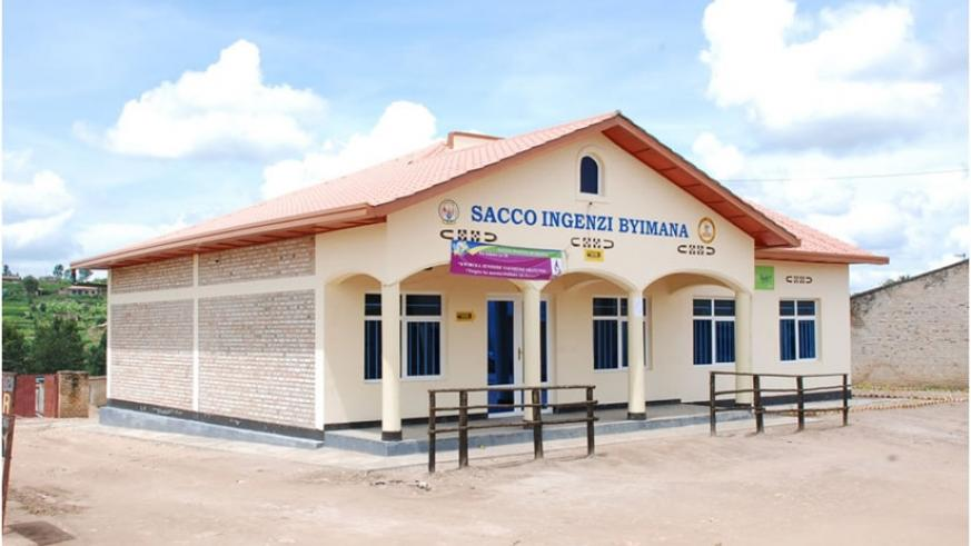 Clients of Umurenge SACCO will be able to access financial services from any Sacco agency in the country after ICT is effectively adopted. (Net photo)