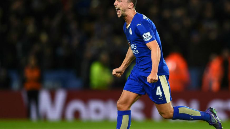 Drinkwater says there is more to come from Leicester following their surprise title success. / Net photo