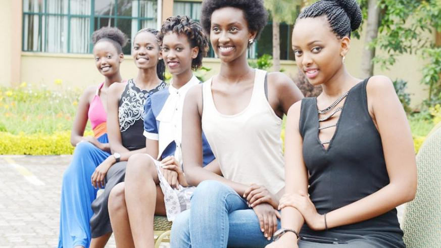 Girls should feel confident and not shy away because they think they are unattractive.   (File photo)
