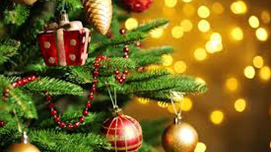 This year's Christmas will be celebrated on Sunday. (Net)