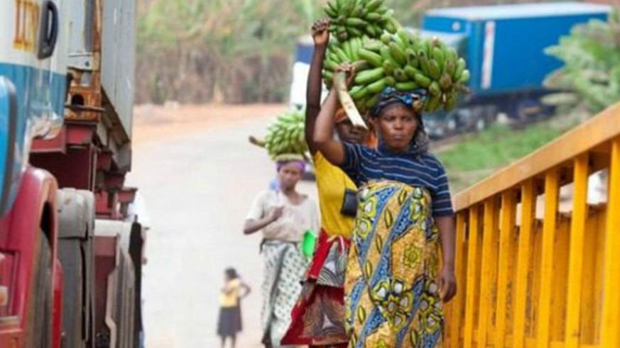 Most women involved in cross-border trade operate in informal sector. / Internet photo